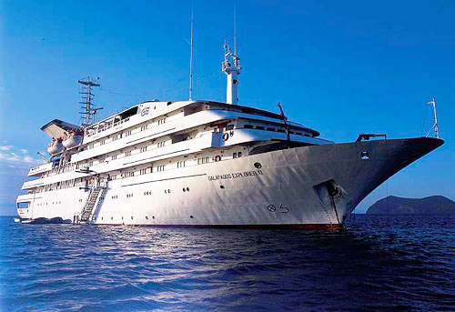 Book Galapagos Cruises with Columbus Travel