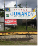 Jumandy Cavernas Entrance
