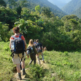 Hiking to Ciudad Perdida