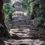 Stairs to the Lost City