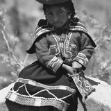Peruvian Girl. Photo by Freyja Ellis