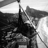 Hang gliding over Rio. Photo courtesy of Kerry L. Smith.