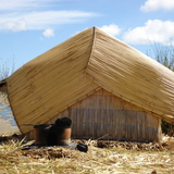 Uros House. Photo by Paula Newton