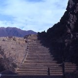 Ollantaytambo. Photo by Martin Li