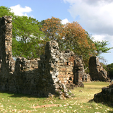 Ruins of Panama Viejo. Photo by Will Gray.