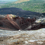 Cerro Negro crater by Misty Ellis