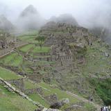 Machu Picchu before the crowds