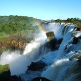 Iguazu Falls  photo by Nili Larish