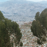 View Over La Paz. Photo by Freyja Ellis