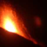 Acatenango in eruption